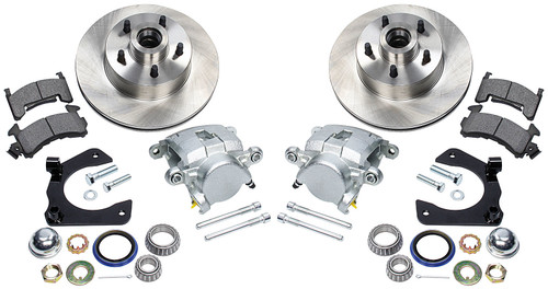 Disc Brake Kit Mustang II 5 on 4.5in BC