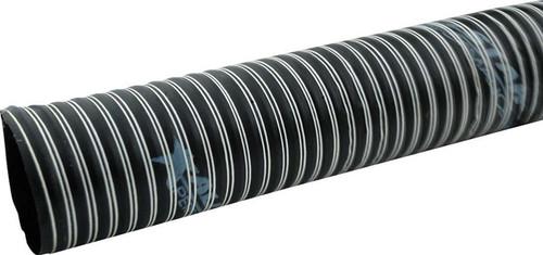 Brake Duct Hose 3 x 10ft Black  300 Deg
