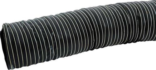 Brake Duct Hose 4 x 10ft Black  300 Deg