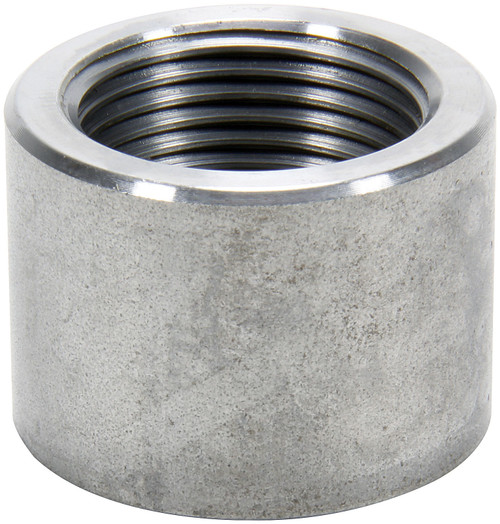 NPT Female Weld Bung 1/2in-14 Steel