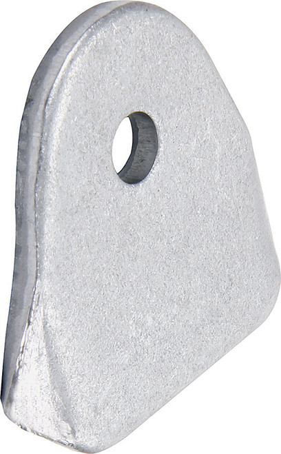 1/8in Body Brace Tabs 1/4in Hole 25pk