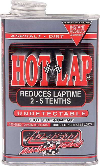 Hot Lap Tire Softener 1 Pint