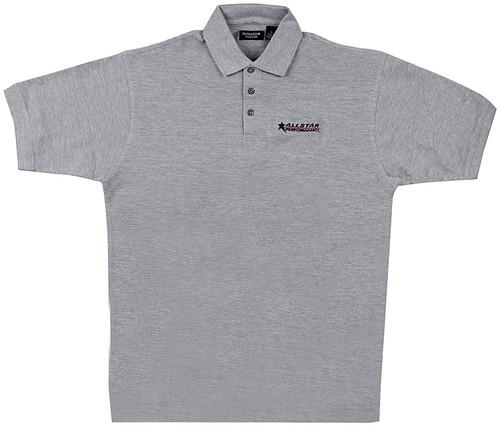 Allstar Golf Shirt Dark Gray Large