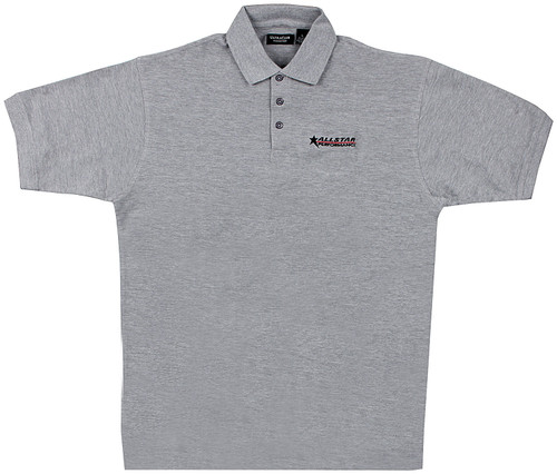 Allstar Golf Shirt Dark Gray X-Large