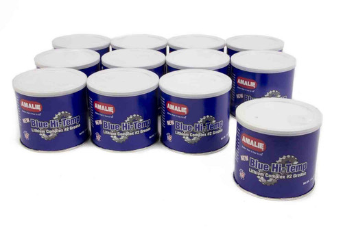 Blue Hi-Temp Grease #2 Case 12x1Lb