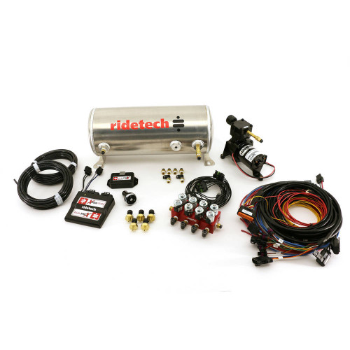 3 Gallon Compressor Kit W/RidePro X Control