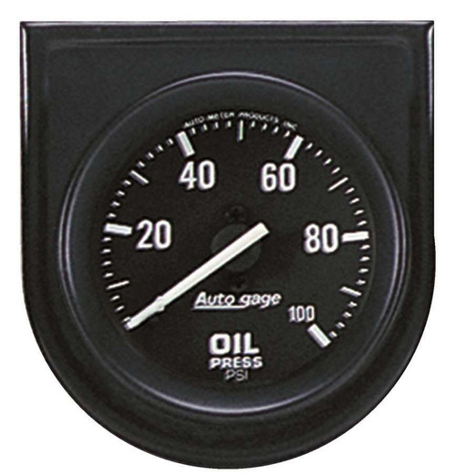 0-100 Oil Press Gauge