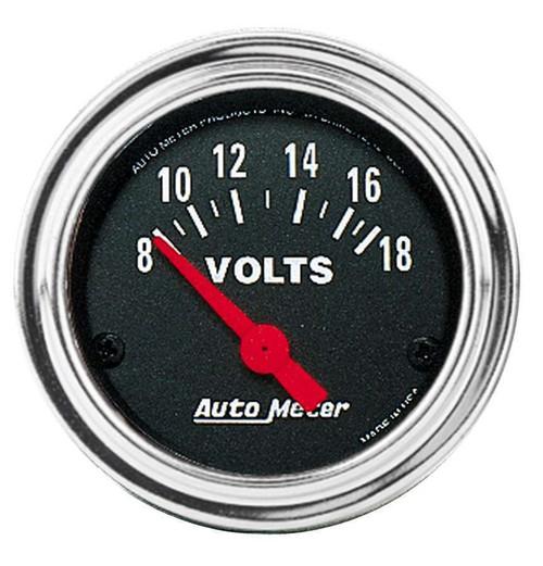 .0-16 Voltmeter Gauge