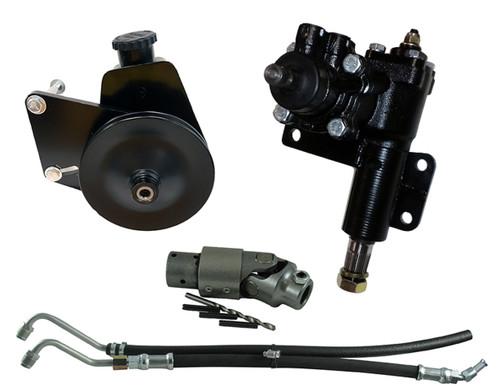 62-72 Mopar Power Steering Conversion