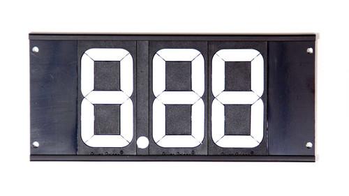 3-Digit Dial Board
