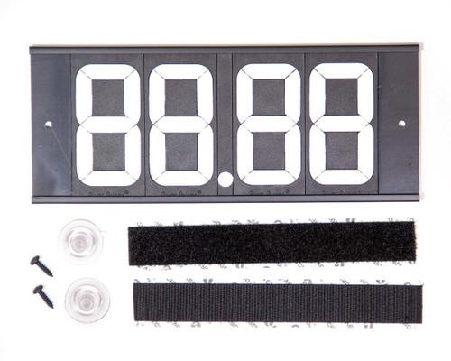4-Digit Dial Board