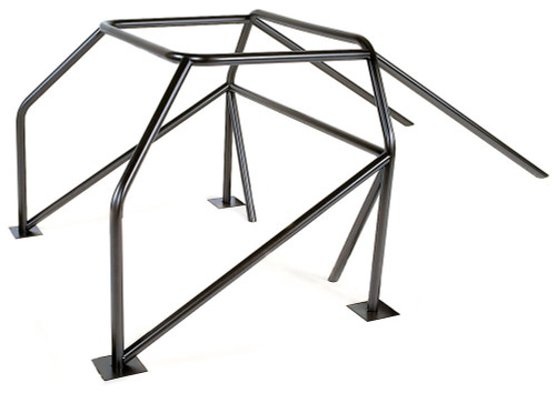 10-Point Roll Cage - 05-09 Mustang
