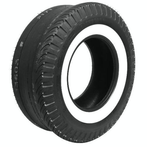 1000-15 Firestone Drag 2 1/4in White Wall Tire