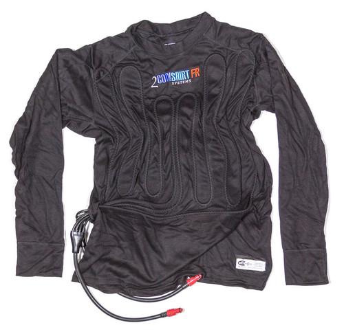 2 Cool Shirt Black Large SFI 3.3