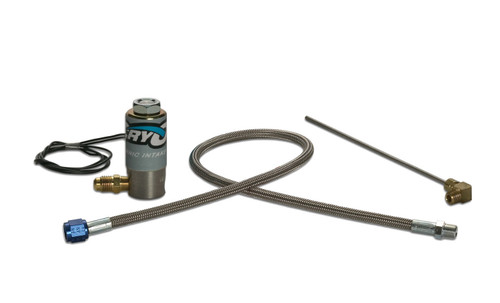 Single Purge Vent-Includ es Hose & Solenoid Valve