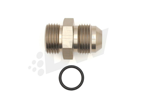 #8 ORB Male to #8 Male Adapter Fitting