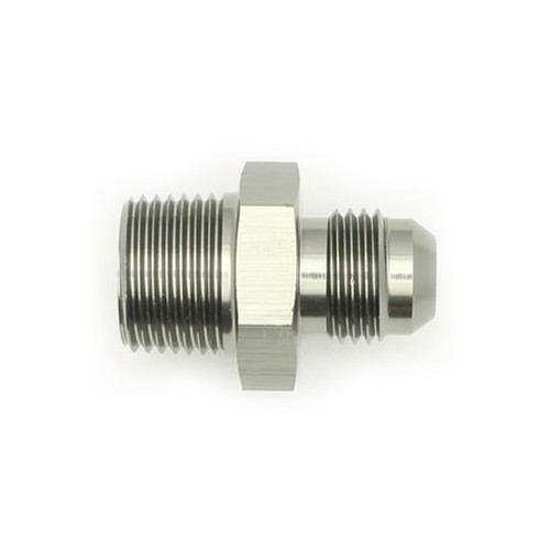 #6 Male Flare to 3/8-NPT Male Adapter Fitting