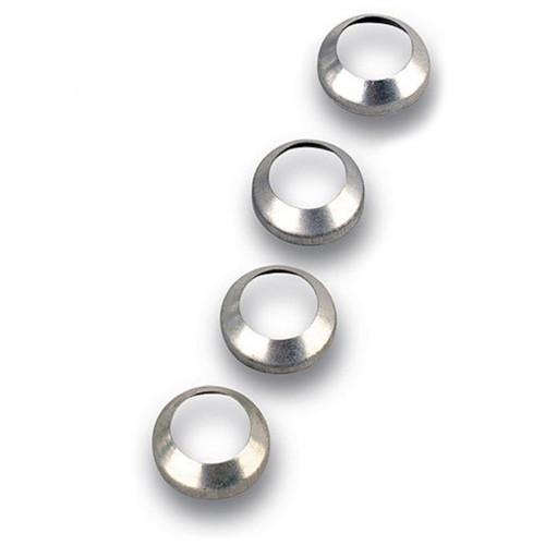 Conical Seals 8an (4pk)
