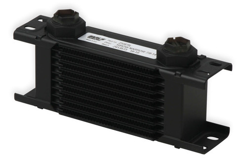 10 Row Oil Cooler Narrow Style