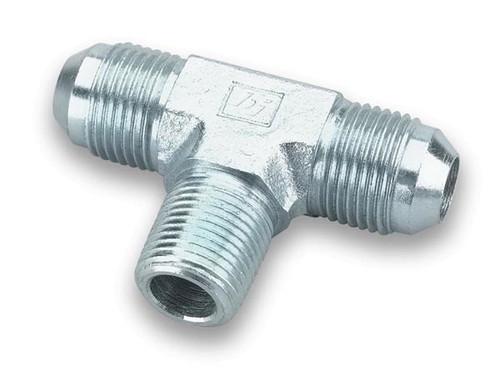 #3 to 1/8in. NPT Steel Tee Adapter