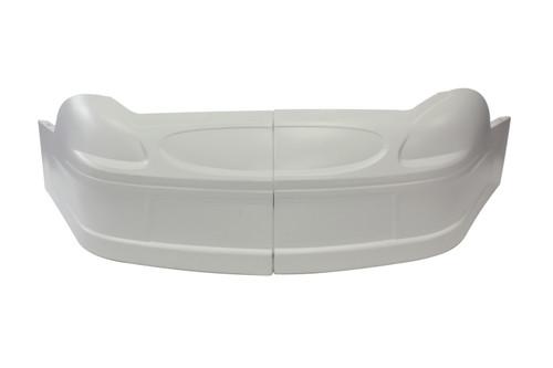 00 Taurus Nose White Plastic
