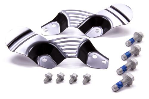 Brake Cooling Shields 05-13 Mustang (pr)