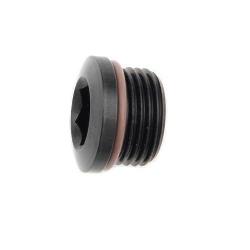 #4 Port Plug w/ Socket Hex