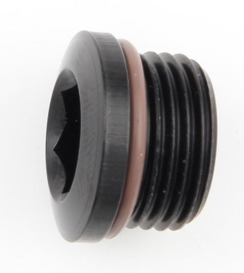 #8 Port Plug w/ Socket Hex