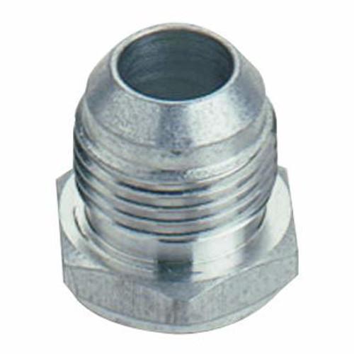 #10 Male Weld Bung Aluminum