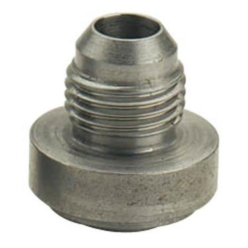 #6 Male Weld Bung Steel