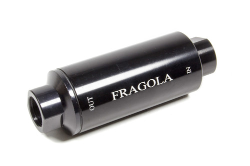 # 10 Alm  Fuel Filter 10 Micron Black