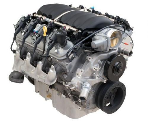 Crate Engine - 6.2L LS3 430HP