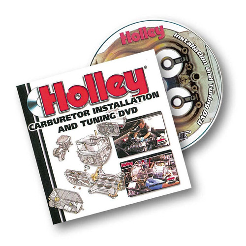 Carb. Installation & Tuning DVD Video