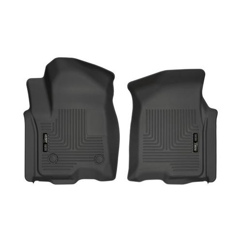19-   GM P/U Front Floor Liners Black