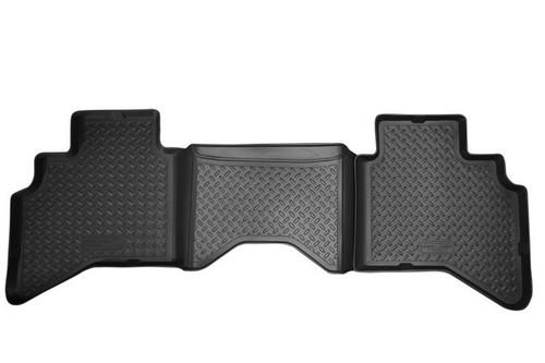 02-   Ram 1500 2nd Seat Floor Liner Black