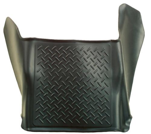 02-   Dodge Ram Center Hump Floor Liner Black