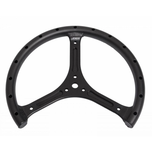 11in Steering Wheel QM Aluminum Black