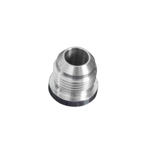 Weld Fitting -10AN Male Aluminum