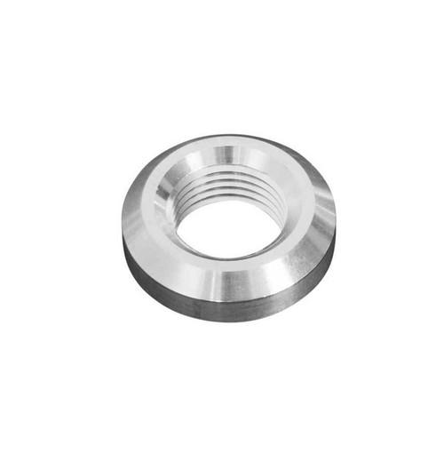 Weld Bung 1/2in NPT Female - Aluminum