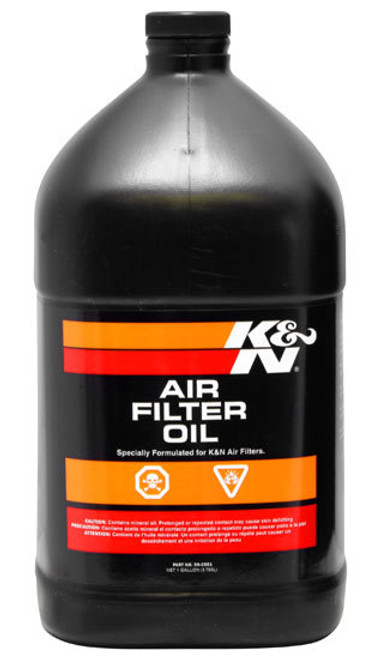 1 Gallon Filter Oil