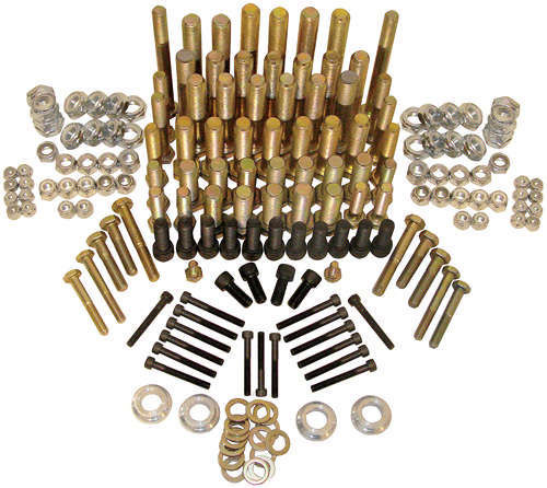Steel Bolt Kit for Sprint Car