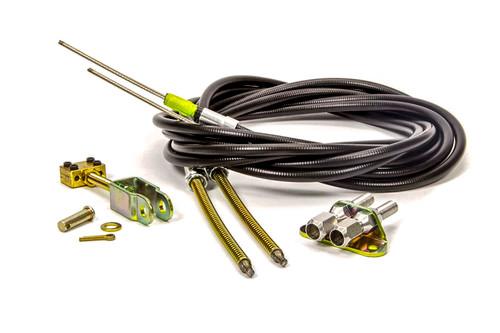 Black T-Bird E-Brake Cable