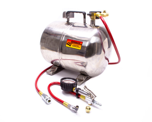 Air Tank 0-60 PSI Lightweight