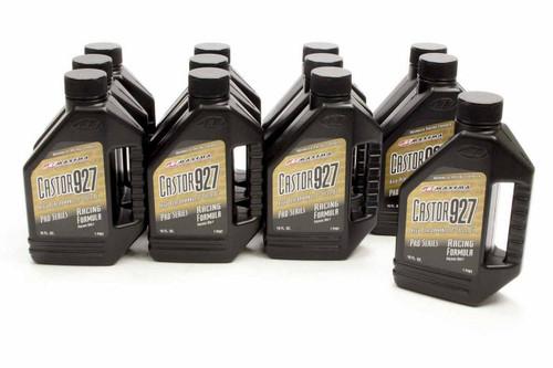 2 Cycle Oil Case 12x16oz Castor 927