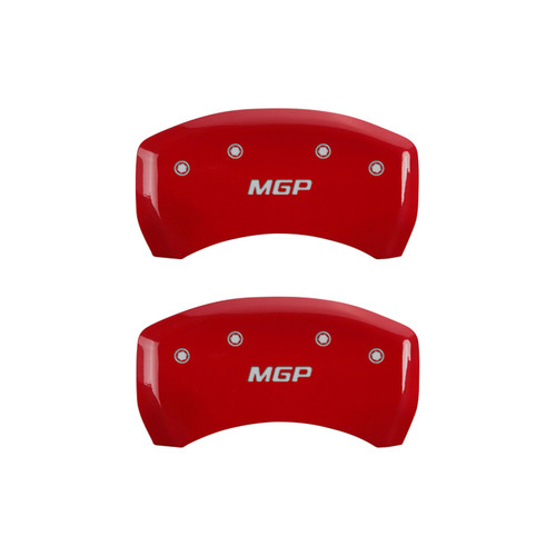 02-   BMW Caliper Covers Red