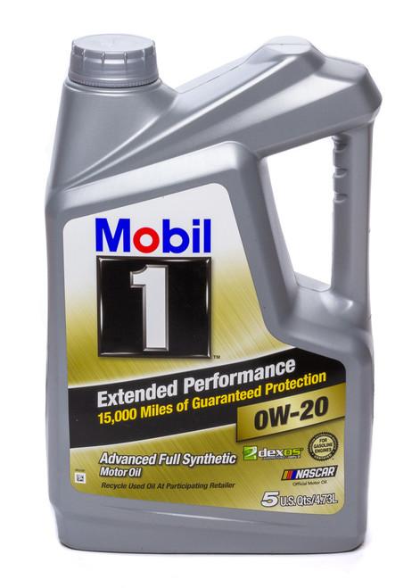 0w20 EP Oil 5 Qt Bottle