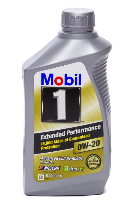 0w20 EP Oil 1 Qt Bottle