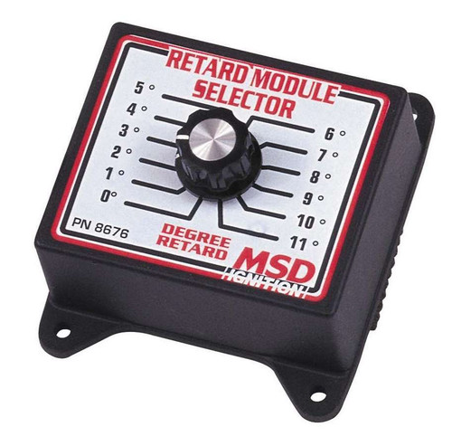 0-11 Degree Retard Module Selector