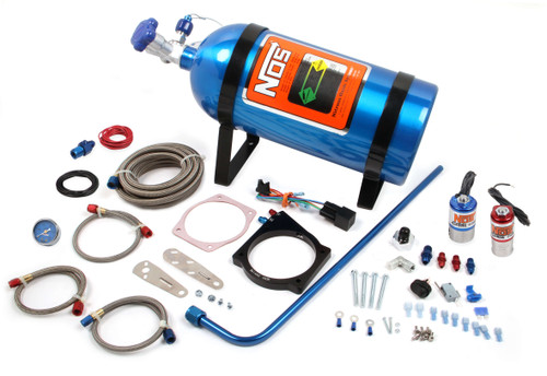 105MM LS NOS Plate Kit For Cable Throttle Body