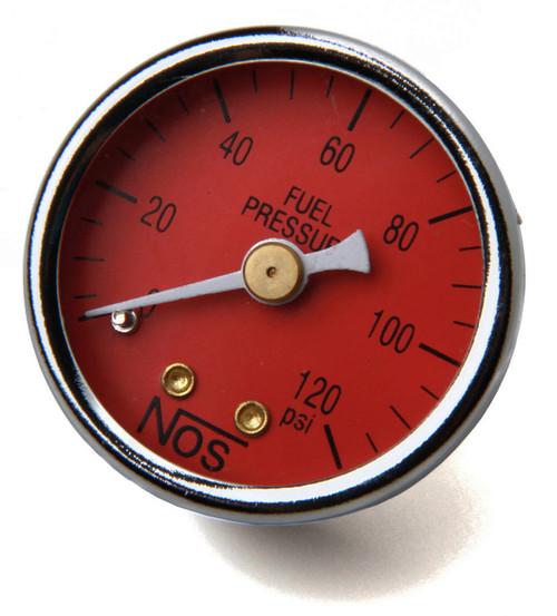 0-120 Fuel Pressure Gauge